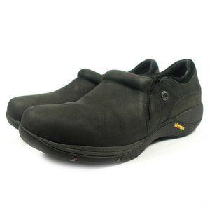 Dansko Patti Waterproof Leather Slip On Shoes